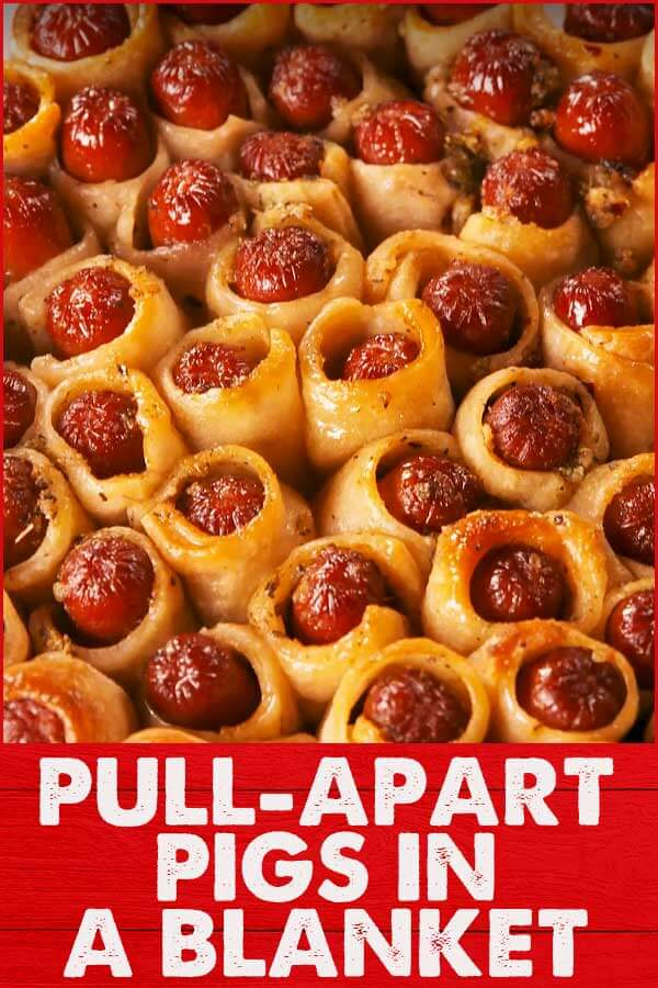 Pull-Apart Pigs In A Blanket
