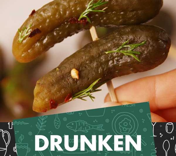Drunken Pickles