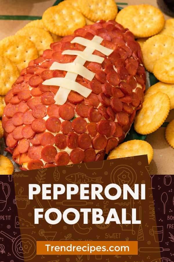 Pepperoni Football