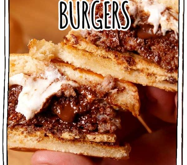S'mores Burgers